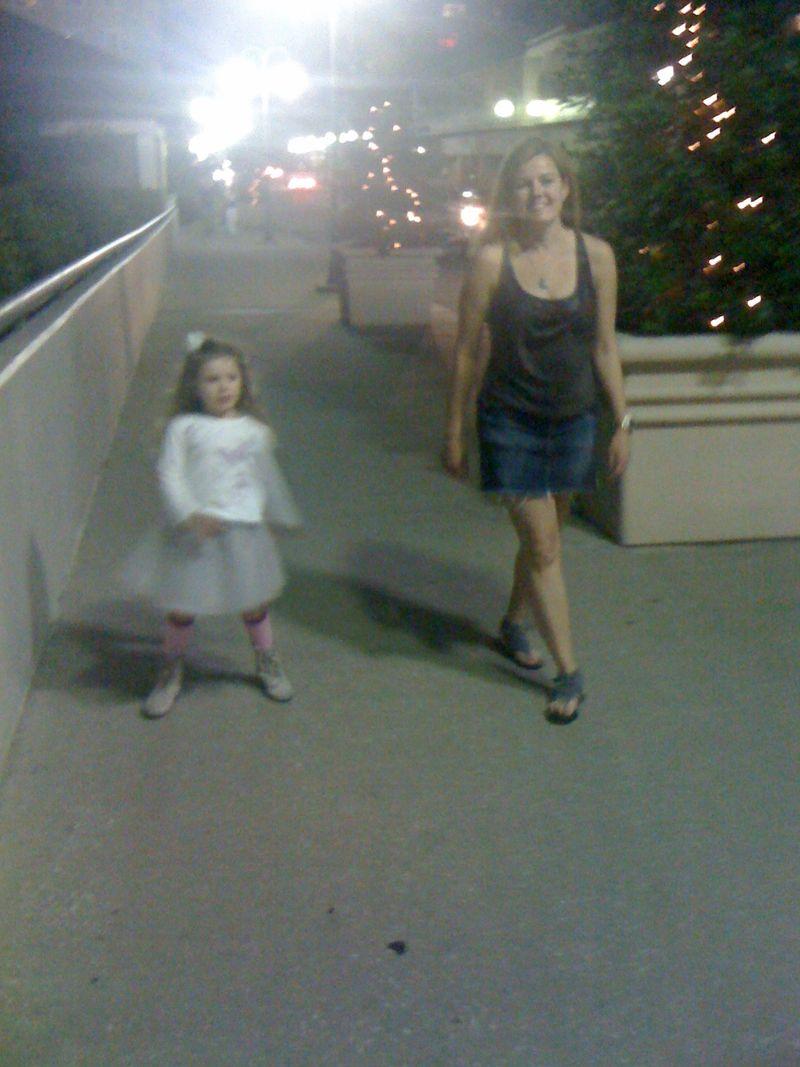 Walk to Concert